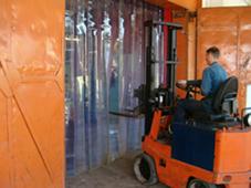 пвх завесы для склада