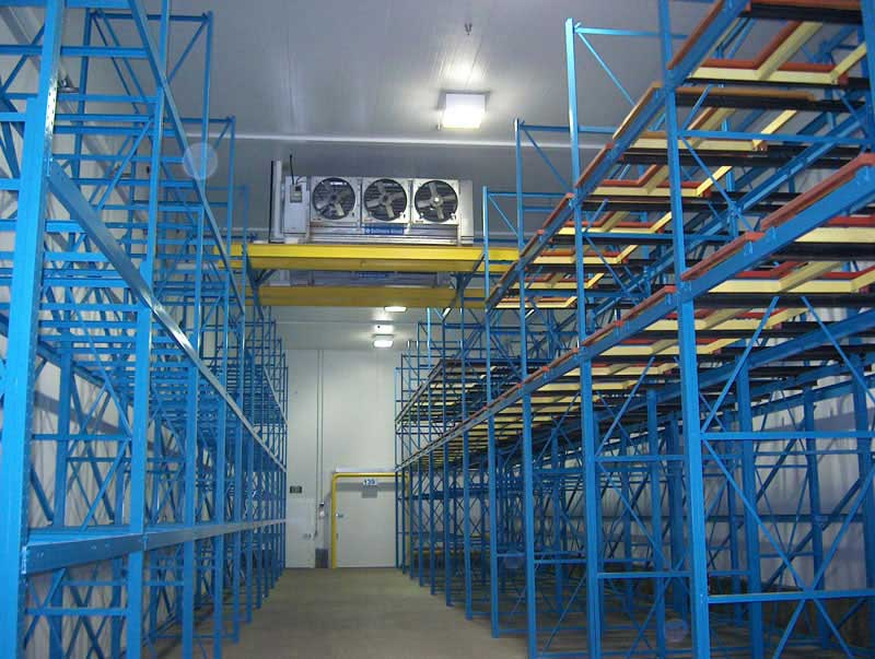 Строительство холодных складов в Киеве